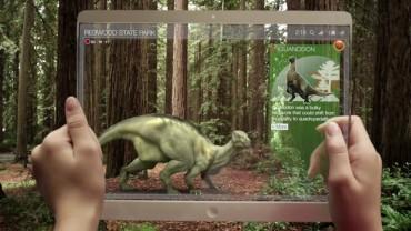 augmented-realityiguanodon